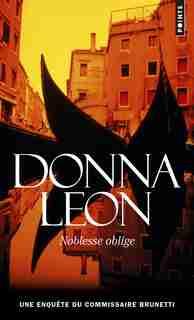 Noblesse Oblige: Ned de Donna Leon