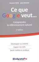 Ce Que Google Veut...