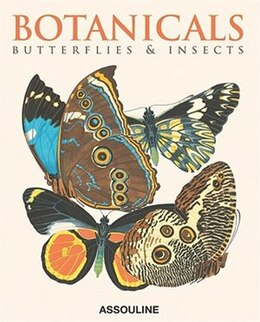 Book Botanicals: Butterflies & Insects by Assouline
