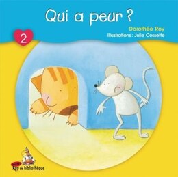 Book Qui a peur? by Dorothée Roy