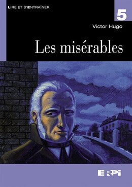 Book Les misérables by Victor Hugo