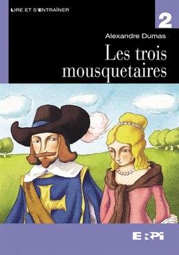 Book Les trois mousquetaires by Alexandre Dumas