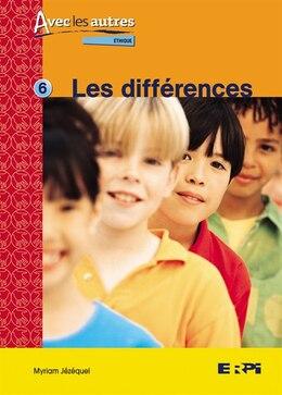 Book Différences  - avec les autres by Myriam Jezequel Myriam