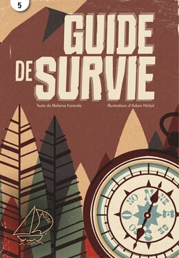 Book Guide de survie by Melaina Faranda