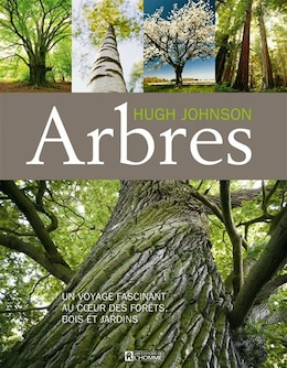 Book Arbres by Hugh Johnson