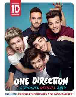 One Direction: l'annuel officiel 2014 by One Direction