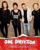 One Direction Annuel officiel 2016