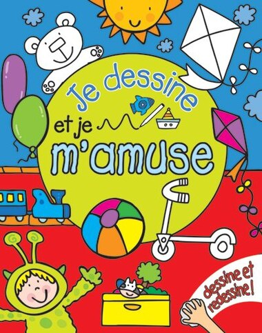Je dessine et je m'amuse by Simon Abbott