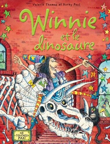 Winnie et le dinosaure by Valerie Thomas
