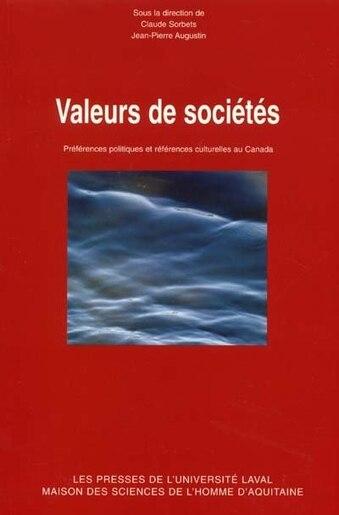 Valeurs de sociétés by Claude Sorbets