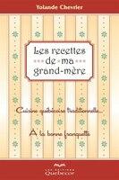 RECETTES DE MA GRAND-MERE -LES