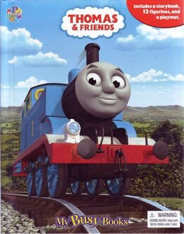 Book My Busy Books Thomas & Friends by Na