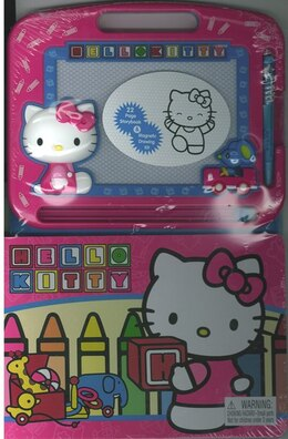 Book LEARNING SERIES: HELLO KITTY by Publishing Phidal