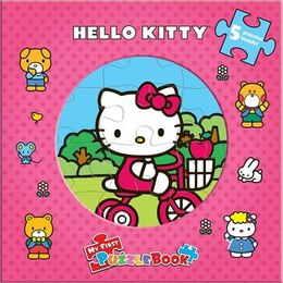 Book MY 1ST PUZZLE BK HELLO KITTY by Phidal