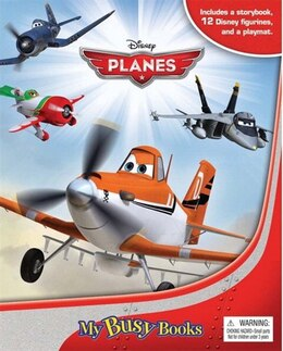 Book MY BUSY BOOKS: PLANES by Publishing Phidal
