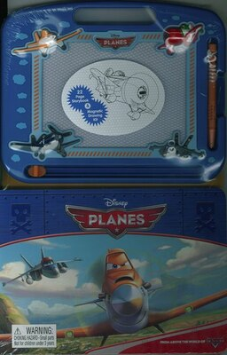 Book LEARNING SERIES: DISNEY PLANES by Publishing Phidal