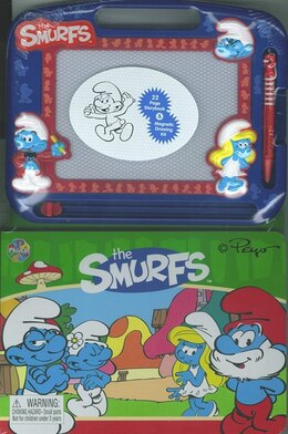 Book LEARNING SERIES: THE SMURFS by Publishing Phidal