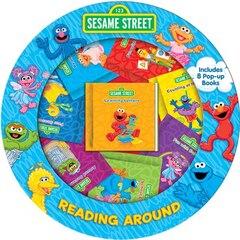 READING AROUND SESAME STREET