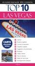 Las Vegas Top 10 avec carte n ed by Top 10