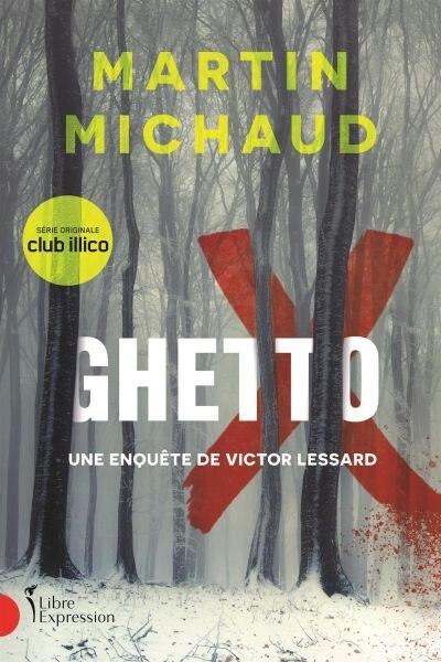 GHETTO X de Martin Michaud