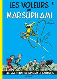 Spirou et Fantasio 05 Voleurs du Marsupilami