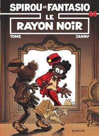 Spirou et Fantasio 44 Rayon Noir Le