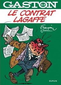 Gaston Lagaffe HS 05 : Le contrat Lagaffe