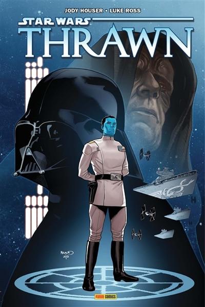Star Wars - Thrawn by Jody Houser