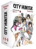 Coffret city hunter t01 a t03