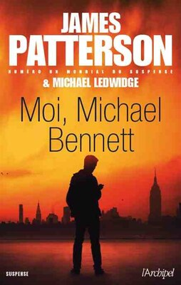 Book Moi Michael bennett by James Patterson