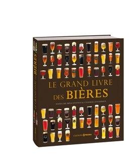 Book Le grand livre des bières by Collectif
