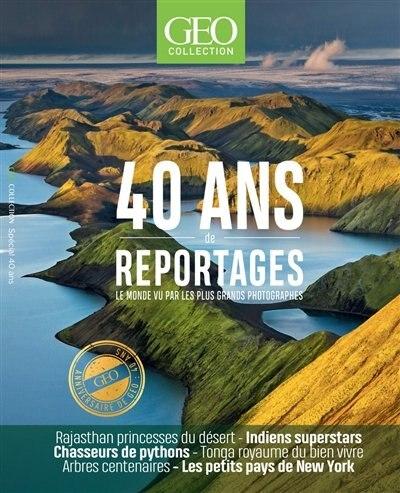 Geo Collection : 40 Ans de COLLECTIF