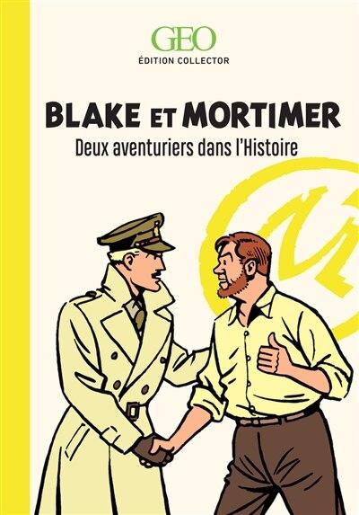 Blake et Mortimer, aventuriers du XXe siècle de COLLECTIF
