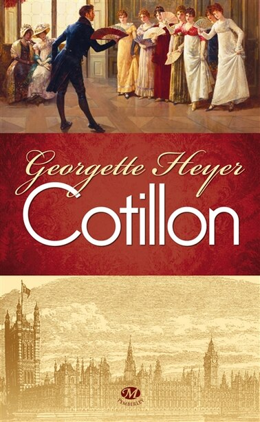 Cotillon by Georgette Heyer