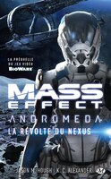 Book Mass Effect Andromeda La Révolte du Nexus by Jason Hough