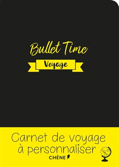 Journal de voyage Bullet Time by COLLECTIF