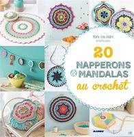 20 napperons & mandalas au crochet