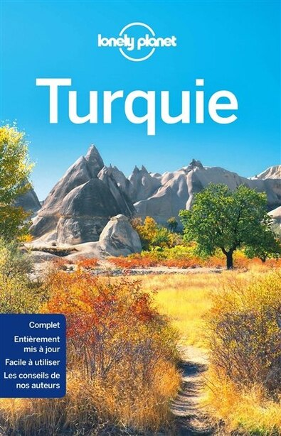 Turquie 10e ed Lonely Planet by Lonely Planet