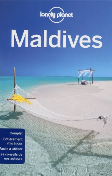 Maldives  4e ed by Lonely Planet