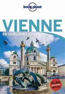 Vienne en quelques jours  3e ed  Lonely Planet by COLLECTIF