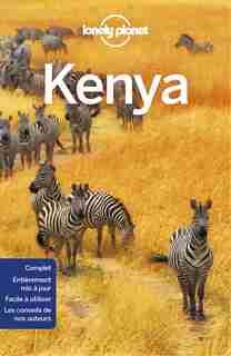 KENYA 3ÈME ÉDITION by Lonely Planet