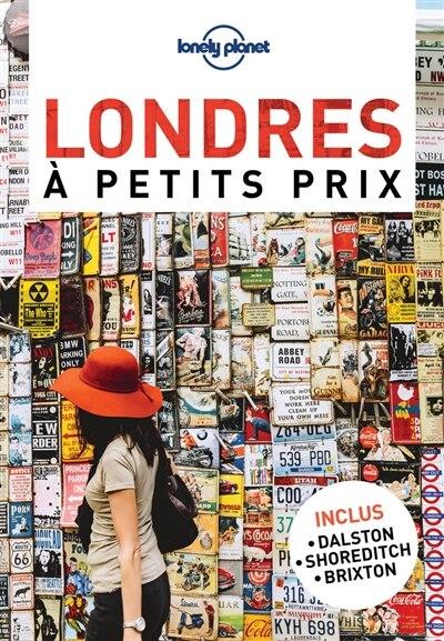 LONDRES A PETITS PRIX 5ÈME ÉDITION by Lonely Planet
