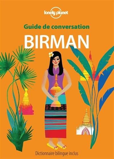 BIRMAN 1E ED.-GUIDE CONVERSATION by COLLECTIF