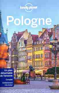 POLOGNE by Lonely Planet