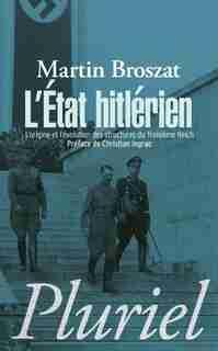 L'état hitlérien by Martin Broszat