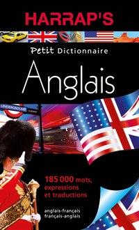 Petit dictionnaire anglais français