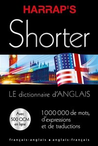 Harrap's Shorter anglais 2017