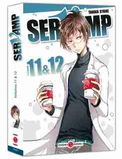 Servamp vol.11 & 12 by Tanaka Strike