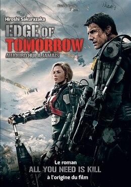 Book Edge of tomorrow couverture du film by Hiroshi Sakurazaka
