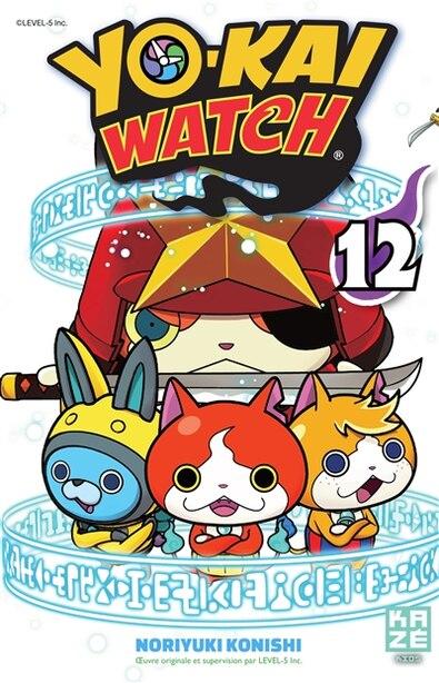 YO-KAI WATCH T12 by Noriyuki Konishi
